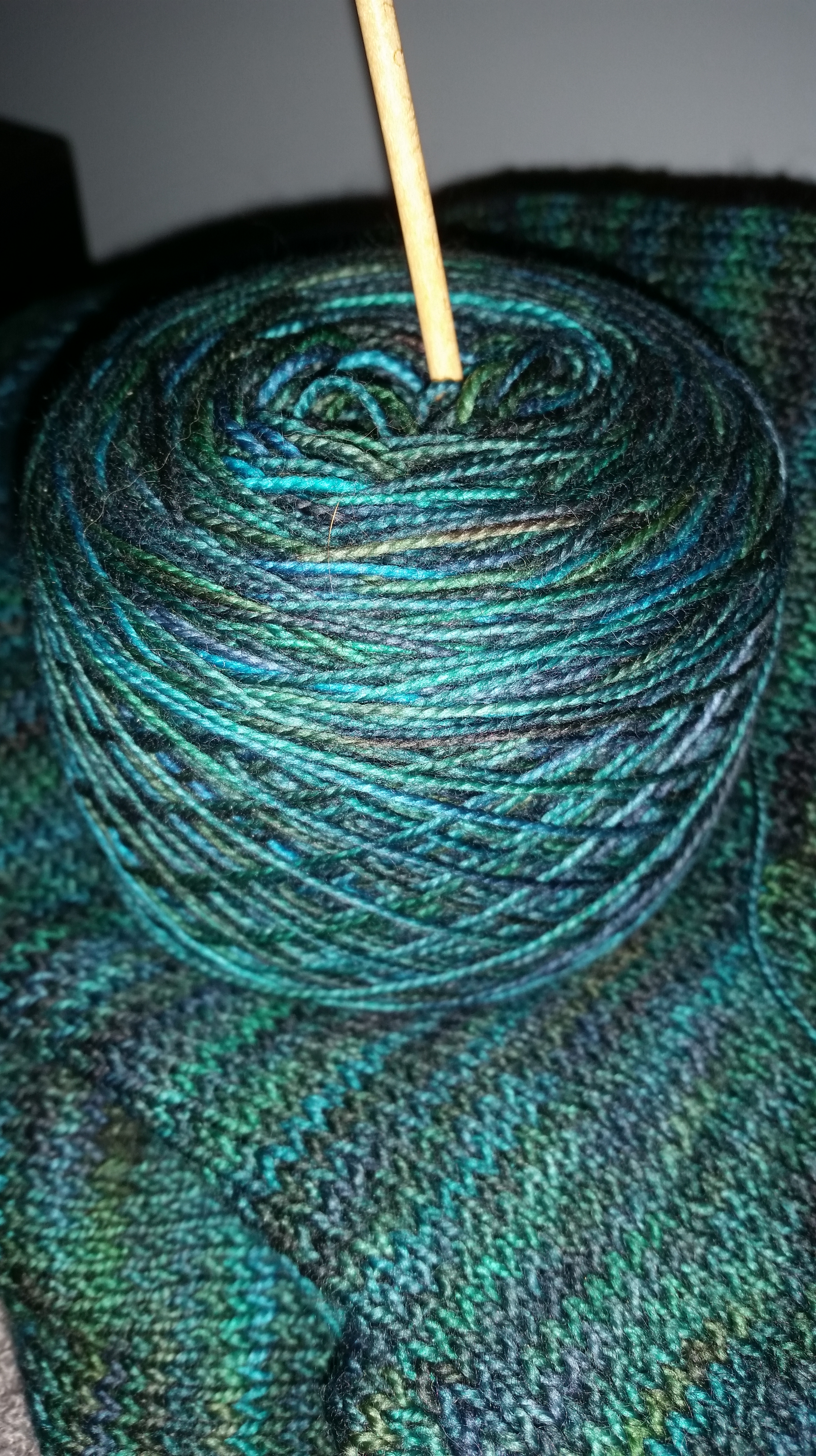time is relative when you�re knitting sleeves fit chick